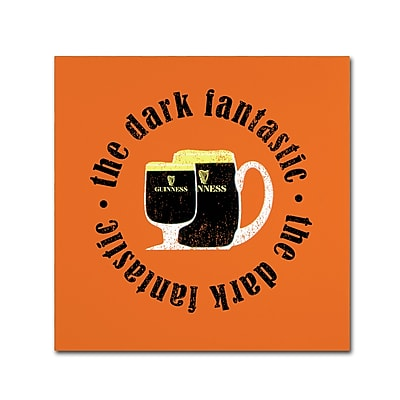 Trademark Fine Art Guinness Brewery 'The Dark Fantastic' 14