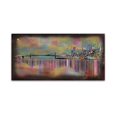Trademark Fine Art Ellicia Amando 'San Francisco Bridge' 10