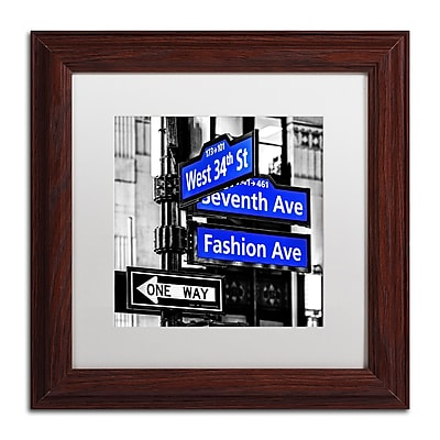 Trademark Fine Art Philippe Hugonnard 'NYC Signs' 11