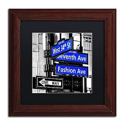 Trademark Fine Art Philippe Hugonnard 'NYC Signs' 11