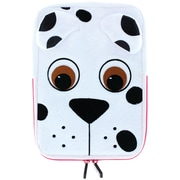 "Tabzoo Tz431pd 8"" Plush Universal Dog Tablet Sleeve"