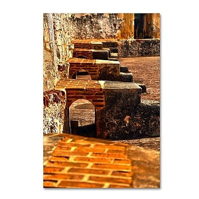 Trademark Fine Art CATeyes 'Castillo de San Felipe del Morro 10' 12
