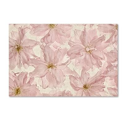 Trademark Fine Art Cora Niele 'Vintage Blossom' 12