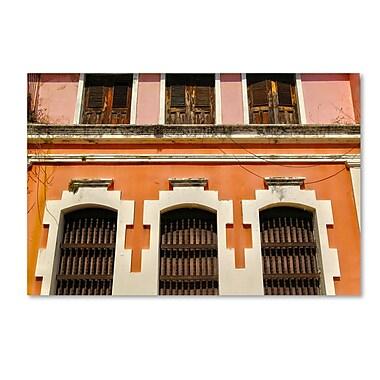 Trademark Fine Art CATeyes 'Old San Juan 12' 12