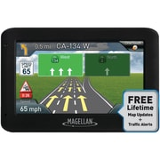 "Magellan Rm2535sgluc Roadmate 2535t-lm 4.3"" Gps Navigator With Free Lifetime Maps & Traffic Updates"