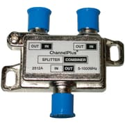 Channel Plus 2512 Dc/ir Passing Splitter/combiner (2 Way)