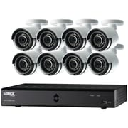 Lorex By Flir Lha21162tc8b 16-channel Mpx 1080p Hd 2tb Dvr With 8 Weatherproof Ir Cameras