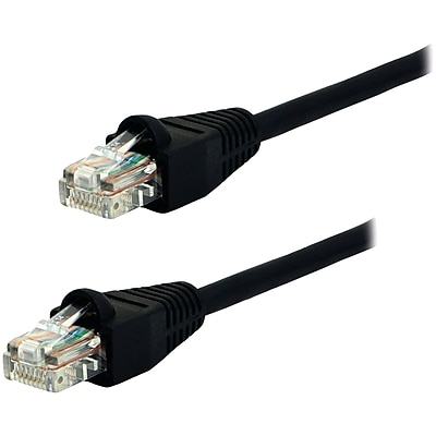 Ge 33764 Cat-5e Cable With Rj45 Connectors (25ft)