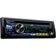 Jvcm Kd-r985bts Single-din In-dash Cd Receiver With Bluetooth & Siriusxm Ready