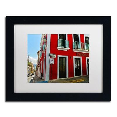 Trademark Fine Art CATeyes 'Old San Juan 13' 11
