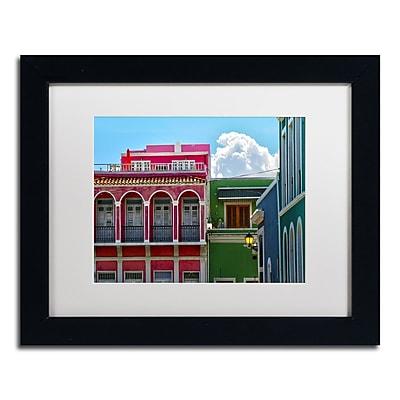Trademark Fine Art CATeyes 'Old San Juan 10' 11