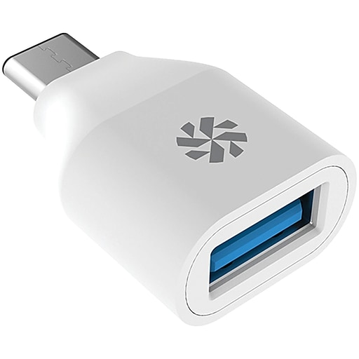 Kanex K181-1011-WT USB-C To USB Adapter