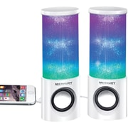 Merkury Mi-spl01-199 Hue Universal Led Dancing Speakers