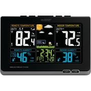 La Crosse Technology 308-1414mb Wireless Weather Station With Color Lcd
