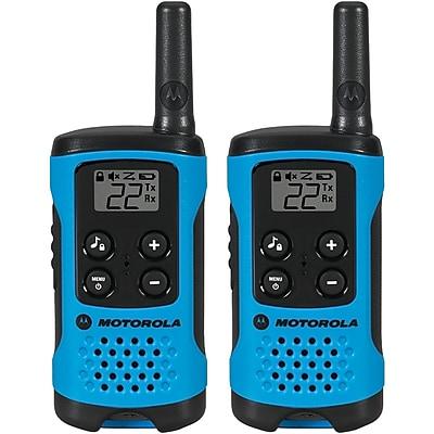 Motorola T100 16-Mile Talkabout T100 2-Way Radios
