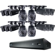 Lorex Lhv00162tc16b 16-channel Mpx 720p Hd 2tb Dvr With 16 720p Cameras