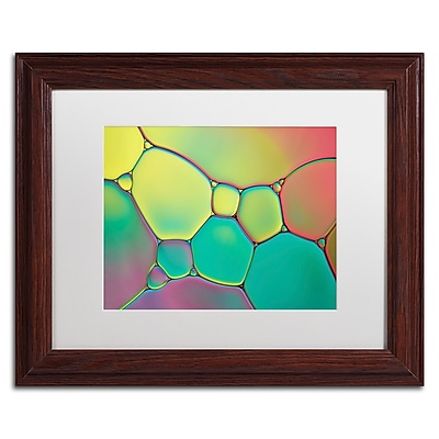 Trademark Fine Art Cora Niele 'Stained Glass I' 11