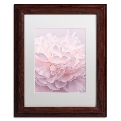 Trademark Fine Art Cora Niele 'Pink Peony Petals I' 11
