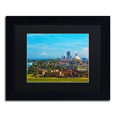 Trademark Fine Art CATeyes 'Old San Juan' 11
