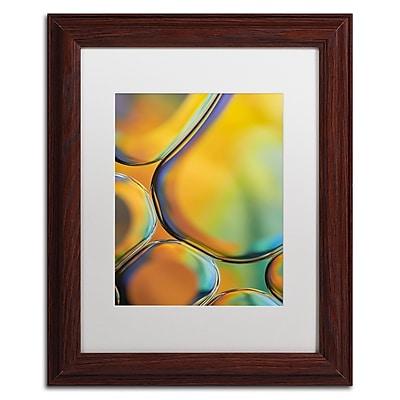 Trademark Fine Art Cora Niele 'Orange Drops' 11