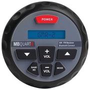 Mb Quart Gmr-2 Nautic Series Gmr In-dash Bluetooth-enabled Gauge-mount Radio (gmr-2)