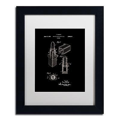 Trademark Fine Art Claire Doherty 'Chanel Lipstick Case Patent White' 11