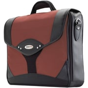 "Mobile Edge Mebcs7 15.6"" Pc/17"" Macbook Select Briefcase (dr. Pepper Red)"