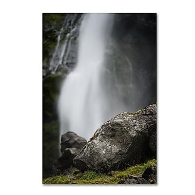 Trademark Fine Art Philippe Sainte-Laudy 'Meditative Falls' 12