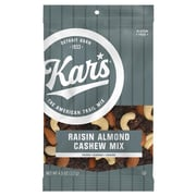 Kar's Fresh Harvest Raisin Almond Cashew, 4.5 oz., 12/Carton