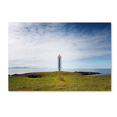 Trademark Fine Art Philippe Sainte-Laudy 'Lighthouse Kalfshamars' 12
