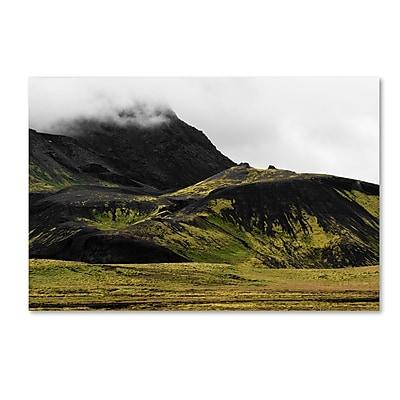Trademark Fine Art Philippe Sainte-Laudy 'Black Mountains' 12
