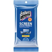 Endust Efe14712 Screen & Electronic Wipes Soft Pack, 42 Ct