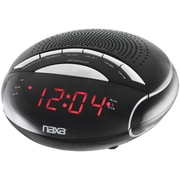 Naxa Nrc170 Digital Alarm Clock With Am/fm Radio
