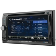 """Power Acoustik Pd-625xb 6.2"""" Incite Double-din In-dash Detachable LCD Touchscreen DVD Receiver With Bluetooth (siriusxm Ready)"""