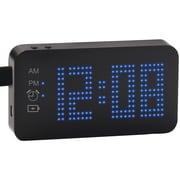 Sxe Sxe87004 4,000mah Portable Power Bank Alarm Clock