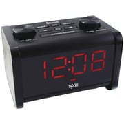 Sxe Sxe86011 Bluetooth Speaker Fm Alarm Clock Radio