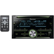 Pioneer Fh-x731bt Double-din In-dash Cd Receiver With Mixtrax & Bluetooth