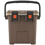 Pelican 20q-2-brntan 20-quart Elite Cooler (brown/tan)