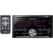 Pioneer Fh-x730bs Double-din In-dash Cd Receiver With Mixtrax, Bluetooth & Siriusxm Ready