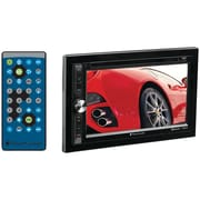 "Planet Audio P9630b 6.2"" Double-din In-dash Touchscreen Dvd Receiver With Bluetooth"