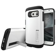 Spigen 555cs20013 Samsung Galaxy S 7 Slim Armor Case (shimmery White)