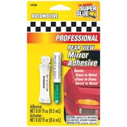 Super Glue 141041-12 Automotive Rearview Mirror Adhesive