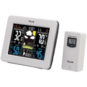 Taylor 1736 Deluxe Digital Weather Forecaster With Color Lcd