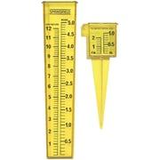 Springfield 90107 2-in-1 Sprinkler Gauge & Rain Gauge