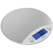 Taylor 3896 Round Stainless Steel Touch-button Scale