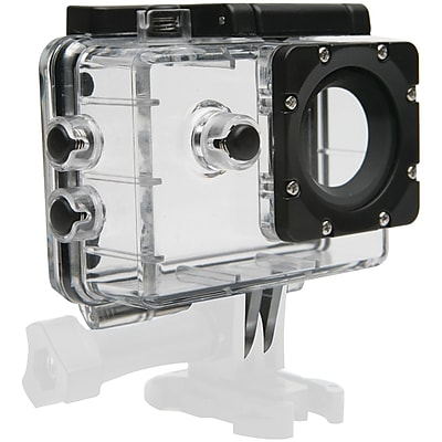 Monster Digital Aca-0048 Vision Hd Action Camera Waterproof Housing