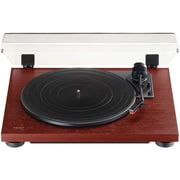 Teac Tn 100 ch 3 speed Analog Auto return Turntable (cherry) by