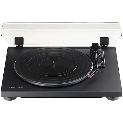 Teac Tn-100-b 3-speed Analog Auto-return Turntable (black) 23979455