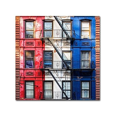 Trademark Fine Art Philippe Hugonnard 'American Colors' 18