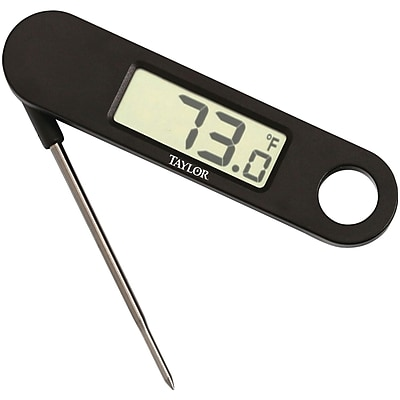 Taylor 1476 Digital Folding Probe Thermometer